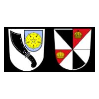 Wappen von Bindlach und Goldkronach