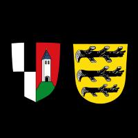 Wappen von Hohenberg an der Eger und Schirnding