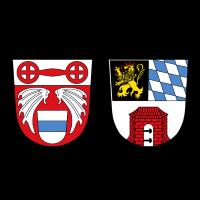 Wappen von Kastl und Kemnath