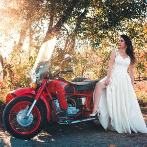 Heiraten in Bad Berneck als Biker (Motorrad-Hochzeit)