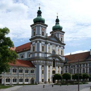 Heiraten im Kloster Waldsassen