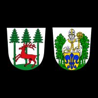 Wappen von Konnersreuth und Waldsassen