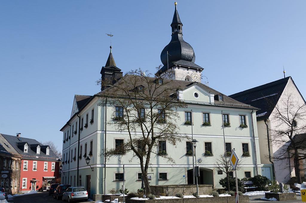 Rathaus in Marktleuthen
