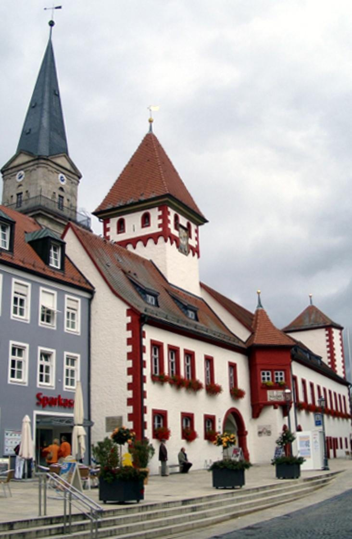 Heiraten im Alten Rathaus Marktredwitz