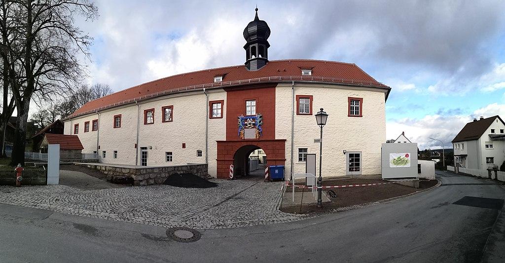 Heiraten im Schloss Emtmannsberg